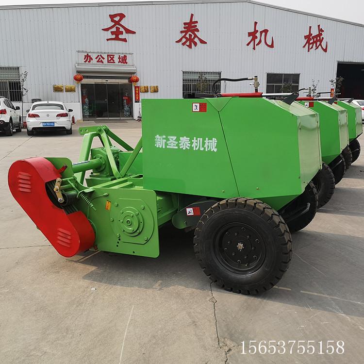菏泽秸秆收割粉碎打捆机出售 农业补贴
