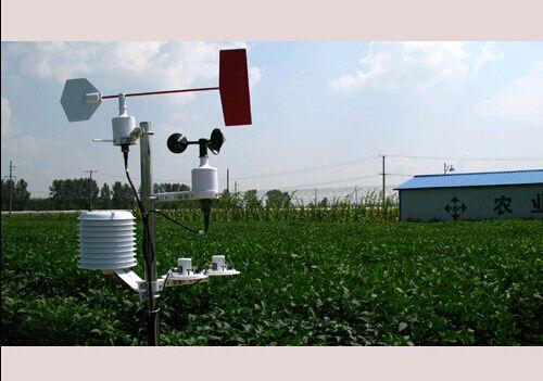 智慧农业种植土壤气象温湿度智能化温室大棚监测系统方案
